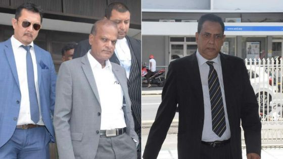Affaire Boskalis :Siddick Chady et Prakash Maunthrooa coupables