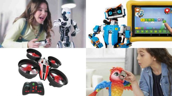 World of Toys : When Technology Takes Over