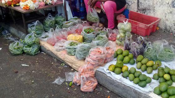 Courrier : des légumes volés vendus dans la rue