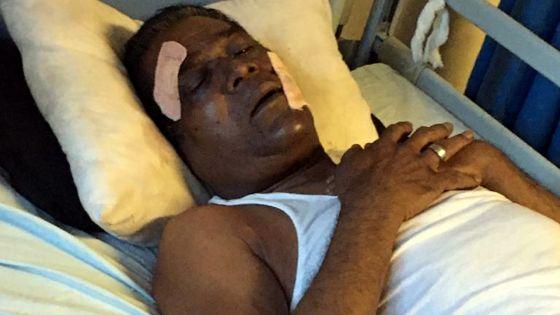 À Pointe-Aux-Sables : un vigile de 65ans roué de coups