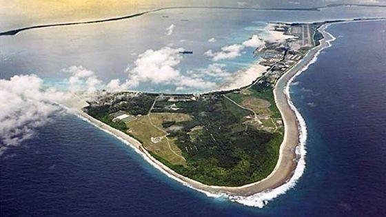 WikiLeaks expose un rapport sur Diego Garcia