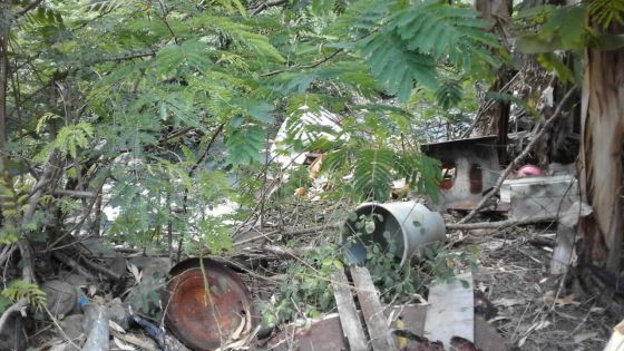 Pailles : une octogénaire a peur que sa maison soit inondée
