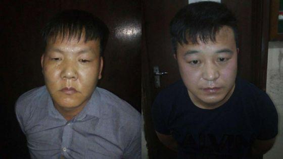 Vol à bord d'un avion d'Air Mauritius : deux ressortissants chinois condamnés à un an de prison chacun