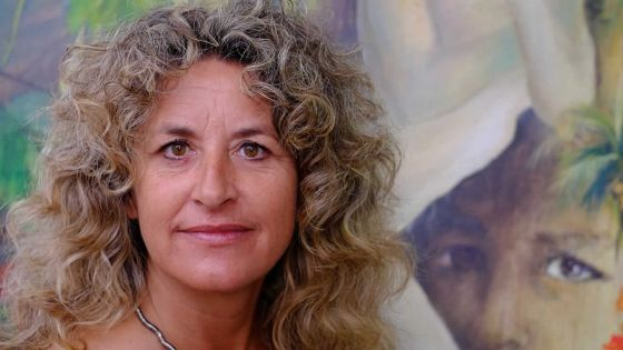 Exposition d'Anne Delplace : dans l'univers d'une Française amoureuse de Maurice