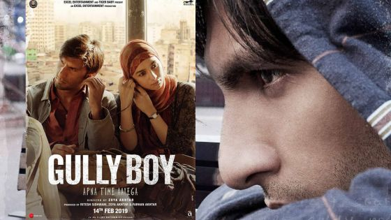 Gully Boy : un film basé sur un groupe de rappeurs d'un bidon-ville indien