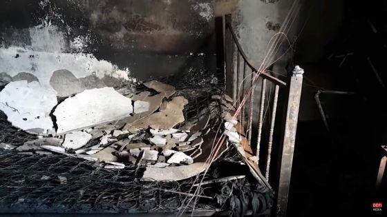 Il met le feu à un matelas : un enfant de 9 ans échappe à un incendie
