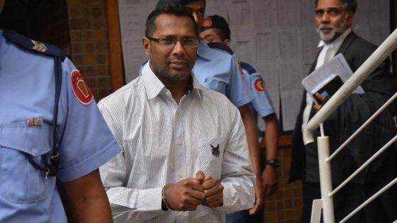 Condamné pour le meurtre de Gérald Lagesse : Jiaved Ruhumatally pas autoriséà solliciter le Privy Council