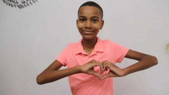 Terry, 13 ans, en quête d'un nouveau cœur :«Je veux vivre»