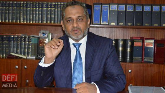 Finance Bill : « Le GM a choisi d'enfouir d'importants amendements…», déplore Reza Uteem