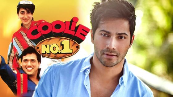 Coolie No. 1 : Varun Dhawan confirme le remake