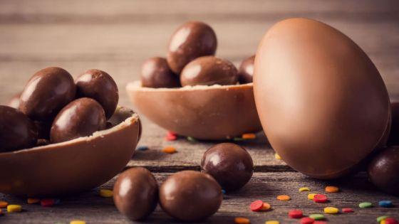 [Infographie] La Pâques  dope le marché du chocolat
