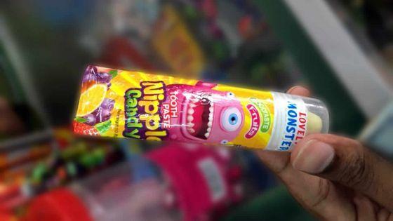 Avis aux autorités : ces bonbons sont dangereux pour les enfants