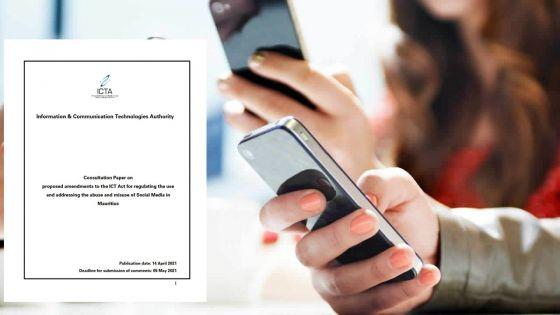 Communications : l'Icta sonde le public sur le mauvais usage des réseaux sociaux
