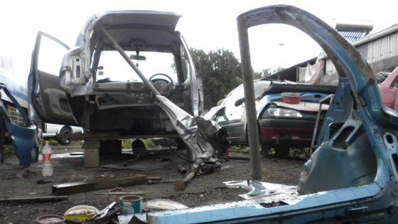 Les véhicules total loss voués à la casse