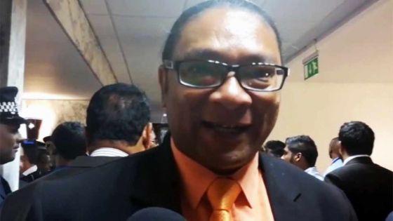 Stéphane Toussaint, ministre de la Jeunesse et des Sports : «Je suis comblé»