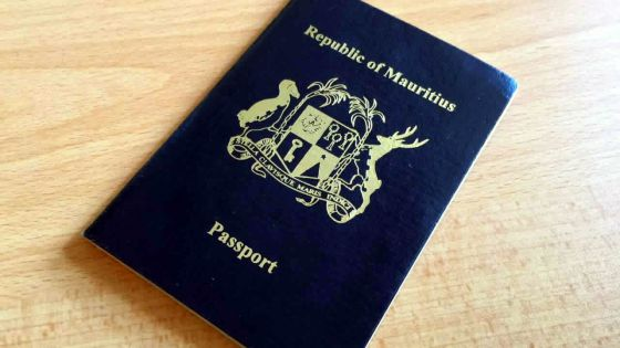 Né en France d'une mère mauricienne : Il ne peut obtenir la nouvelle carte d'identité biométrique