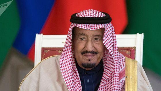 Invitation lancéeau roi saoudien