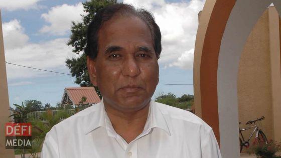 Élection partielle à Piton/Rivière-du-Rempart : le Parti travailliste porte son choix sur Anil Bachoo