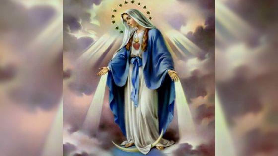 Fête de l'Assomption : les catholiques célèbrent l'entrée au ciel de Marie
