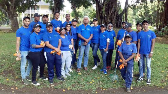 Volunteer Mauritius - Steve Gungadeen :«Il faut faire des jeunesdes modèles de demain »