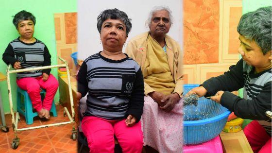 Appel à la solidarité : Indranee, la battante