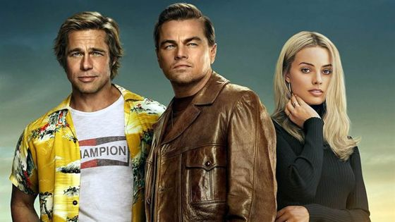 Once upon a time… in Hollywood : Old is gold