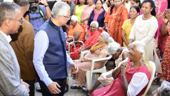 Le Premier ministre réitère son combat contre la drogue : «Comptez sur moi pour écrouer davantage de 'marsan lamor'»