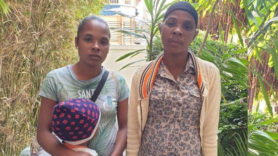 Leur maison tombe en ruines : l'appel de détresse d'une mère et de sa fille