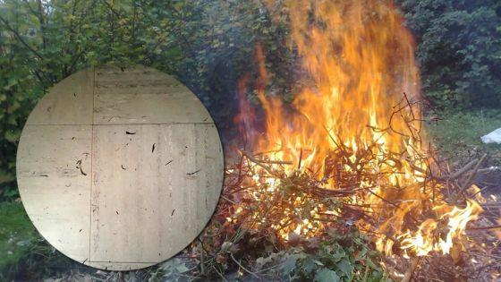 Police de l'Environnement : des incendies fréquents menacent la santé des habitants de Port-Louis