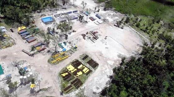Développements à Agalega : plus de la moitié de l'îledu Nord en travaux