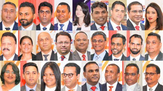 Compilation du Registrar General : Les biens fonciers des nouveaux parlementaires