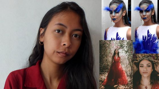 Andine Moyling : «Le monde de la mode n'est pas toujours fait de strass et paillettes»