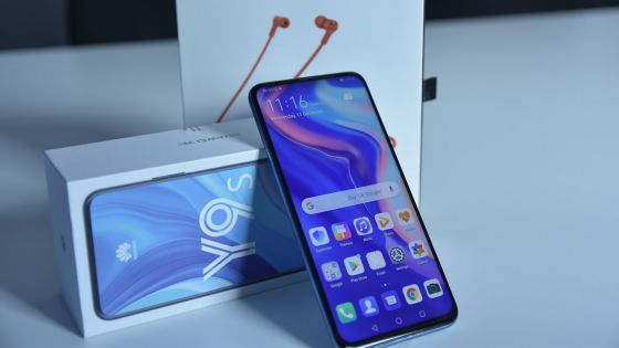 Smartphone : Huawei amélioreson entrée de gamme avec le Y9s