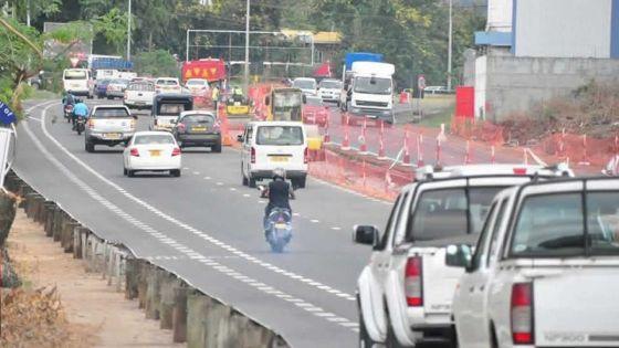 Tronçon Jin-Fei/Roche-Bois : l'asphalte rouge trop coûteux