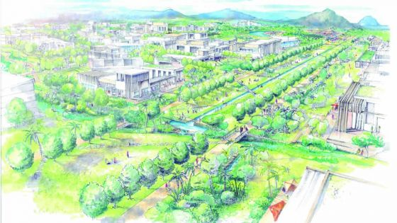 Smart City : Uniciti se concentre sur son parc de 15 hectares