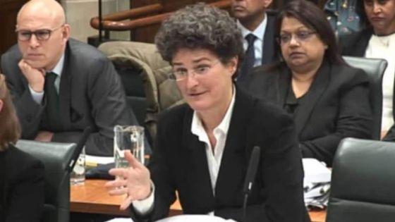 Me Clare Montgomery, avocate de Pravind Jugnauth : «Aucune preuve démontrant un intérêt personnel de Shalini Malhotra»