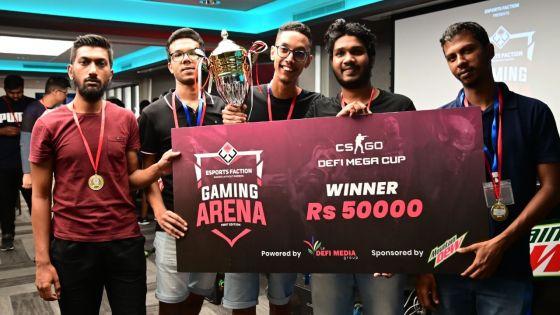 Défi Mega Cup : les Symbiosis Gaming vainqueurs dans Counter Strike