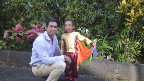Abdel, 5 ans, disparu en Algérie - Son père : «Rendez-moi mon fils»