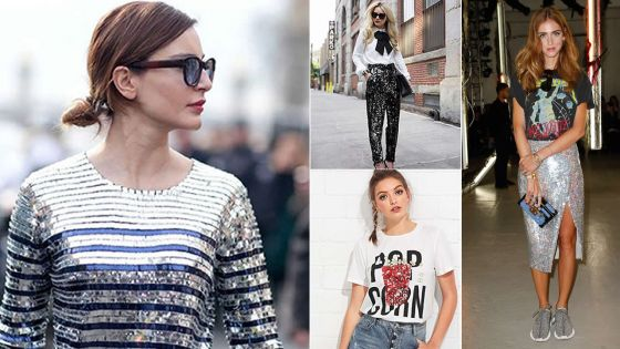 Craze - Tendance sequin : sortez les paillettes