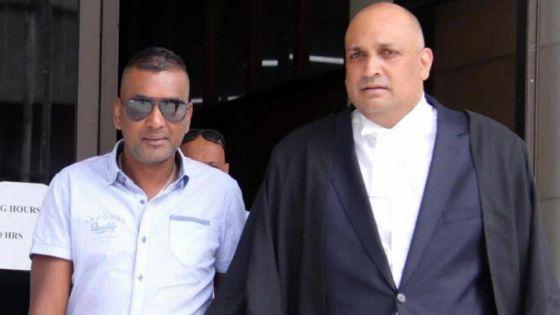 Verdict de la cour intermédiaire : «L'argent de Sada Curpen pas lié à des activités criminelles»
