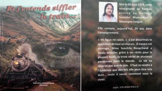 Lancement du livre de Sooshila Roopchand : invitation à un voyage de plus d'un demi-siècle