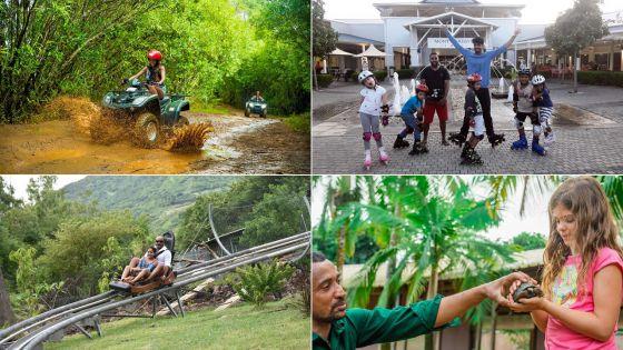 Activités terrestres : entre la faune et la flore