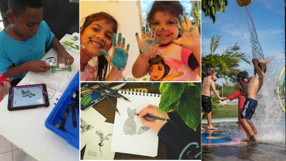 Ateliers : activités ludiques pour vos enfants