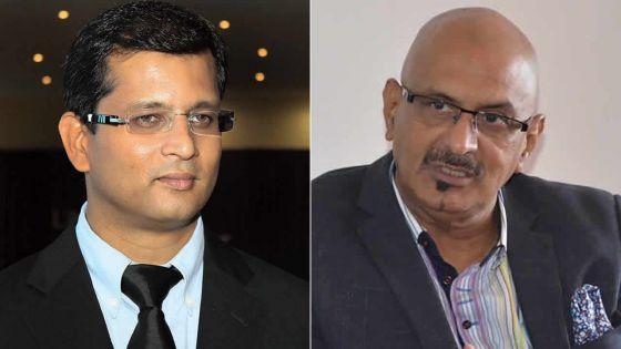 Bureau politique du MSM : altercation physique entre Joomaye et Jahangeer