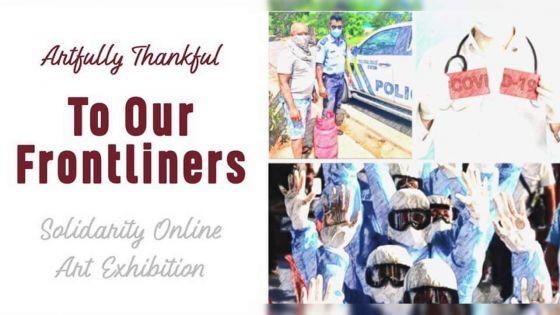 IWS Mauritius en appelle à la générosité pour acheter des peintures locales