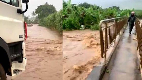Bambous-Virieux : neuf femmes piégées par une soudaine montée des eaux à la Ferme Coco