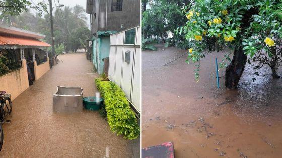 Météo : 135 mm de pluie en trois heures, une amélioration attendue dimanche