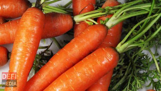 Légumes importés : les carottes à Rs 60, les haricots à Rs 110