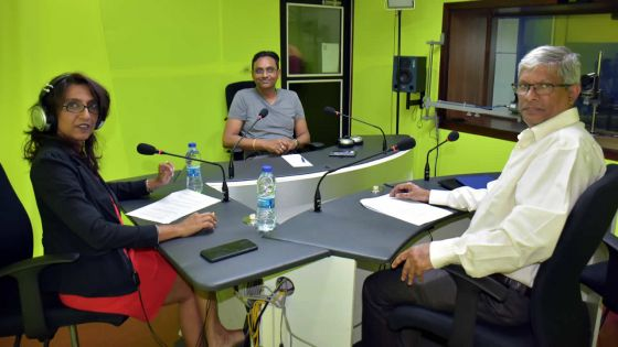 Émission Au Cœur de l'Info - Dr Jagutpal : «Les enquêtes prennent trop de temps»