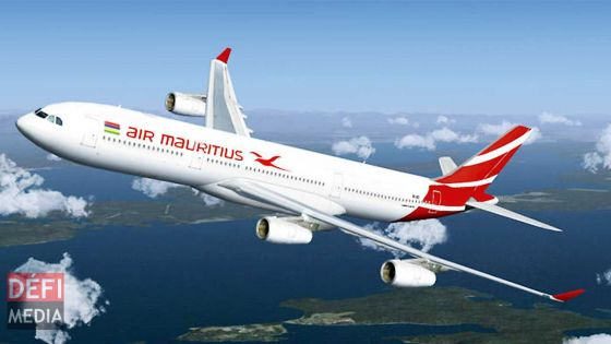 Alerte cyclonique : voici les vols d'Air Mauritius qui ont été reprogrammés